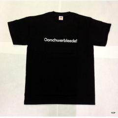 T-Shirt Sachsen Oorschwerbleede Geschenkidee sächsisch Ossi in M L XL XXL