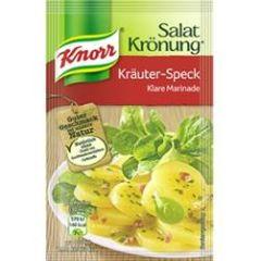 Knorr Salat Krönung - Kräuter Speck 3 x 9g