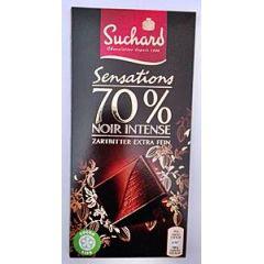 Suchard Sensations 70% Noir Intense
