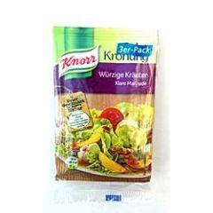 Knorr Salat Krönung - Würzige Kräuter 3 x 9g