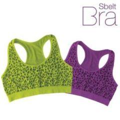 Sbelt Bra BH, grün XL