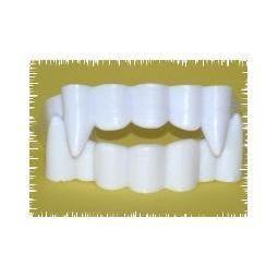 Zähne - Vampirgebiss - Dracula - für Kinder - einzeln verpackt