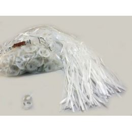 Luftballon-Schnellverschluss - 10 Stück - Verschluss ohne Knoten - mit Polyband - Ballon Fix