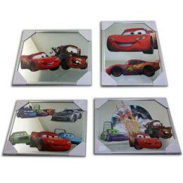 Spiegel - Disney Cars - ca. 20 x 24,5 cm