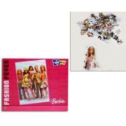 Puzzle - Barbie Puzzle - Fashion Fever - 100 Teile im Karton - (5-8 Jahre)