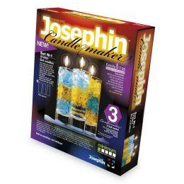 Kerzen selbst gemacht - Bastelset Kerzen - für Kinder ab 6 Jahren