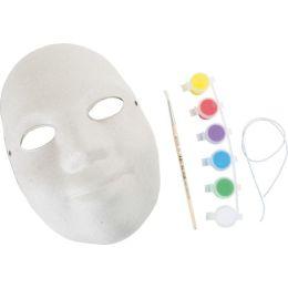 Bastelset - Bemale deine Maske - Set