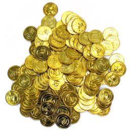 Münze - Goldmünze - Piratenmünze - Schatz - ca. 3,5 cm - einzeln erhältlich