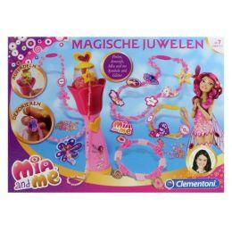 Mia and Me - Magische Juwelen - Schmuckbastelset mit Maschine zum Perlenauffädeln