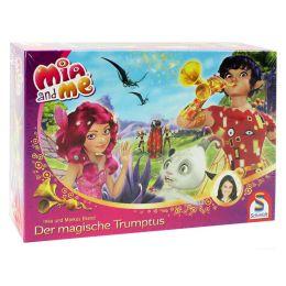 Mia and me - Der magische Trumptus - Gesellschaftsspiel ab 6 Jahren