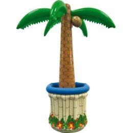 Palme - aufblasbare Palme - 1,80 m - mit Kühlvorrichtung - Getränkecooler