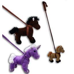 Pferd am Stab - zum Spielen - tolles Kindergeschenk für Pferdenarren