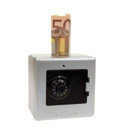 Spardose - Tresor - Mini Safe mit Code - Panzerschrank - ca. 8,5 x 8,5 x 6 cm