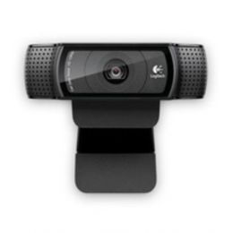 Webcam Logitech HD Pro Webcam C920, USB 2.0