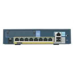Cisco Adaptive Security Appliance ASA 5505 Firewall Bundle - Unlimited User - 10x IPsec, 2x SSL VPN