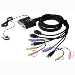 Aten Technology CS692, 2-fach HDMI / USB