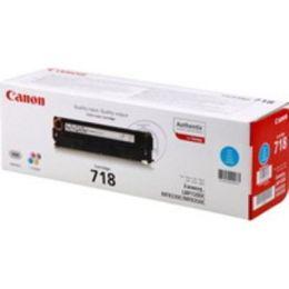 Canon 718 - cyan
