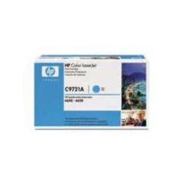 Toner HP C9721A cyan LaserJet 4600