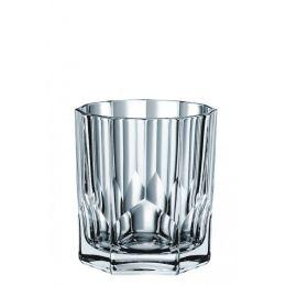 Gläser Nachtmann Aspen Kristall Bleikristall Becher Drinks 4er-Set Tumbler, Whiskyglas, Whisky-Gläse