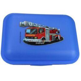 Brotbox Action Feuerwehr Brotzeitbox Brotzeitdose Frühstücksdose Dose Brotdose Brotzeit
