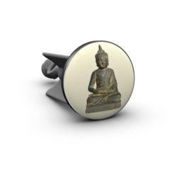 Waschbeckenstöpsel Buddha Stöpsel Stopfen Excenter Exzenter Feng Shui Waschtischstöpsel das Original