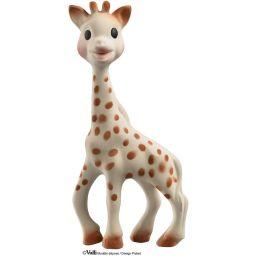 Sophie la Girafe im Geschenkkarton Beißring Naturkautschuk natur Baby Spielzeug