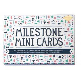 Mini Cards Fotokarten Karten Fotoalbum Momente festhalten Kartenset Geschenkidee