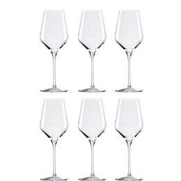 Weißweingläser Quatrophil 6-er Set Weingläser Weinglas Weißwein-Gläser Weißweinglas Champagnergläser
