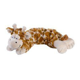 Warmies Hot-Pak Giraffe Kuscheltier Wärmetier Schulterwärmer Nierenwärmer Wärmflasche Kühlkissen