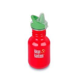 Kinderflasche Sippy Kid Classic Trinkflasche Edelstahl 355 ml Kind