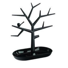 Schmuckbaum PI:P M schwarz Schmuckständer Schmuck aufbewahren Schmuckhalter Schlüsselkasten