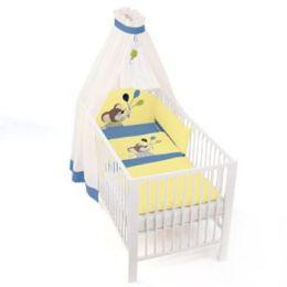 Bettset Maxi Bettwäsche Baby Bett-Set 92075 3-teilig