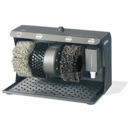Schuhputzmaschine Schuhputzgerät Comfort Clean Maschine Schuhe putzen
