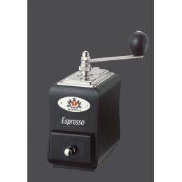 Zassenhaus Kaffeemühle Santiago - Espresso Handmühle Espressomühle Kaffeemuehle Kaffeemühlen