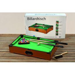 Billardtisch Tisch-Billard Spieltisch Flipper Kicker Billard Poolbillard Billiardtisch