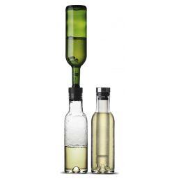 Cool Breather Karaffe dekantieren Wein Weindekantierer Dekanter 1 Liter Weißwein Kühler Weinkühler