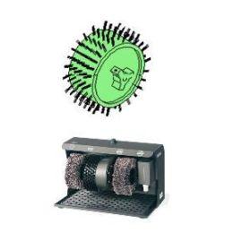 Ersatzbürste Reinigungsbürste Schuhputzmaschine Comfort Clean Bürste grob