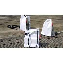 Bottlefish Tasche zum Flaschentauchen Picknicktasche Campingtasche Badetasche Einkaufstasche Kühlbox