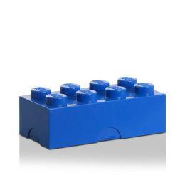 Lunchbox 8 Brotzeitdose Brotdose Brotzeit aufbewahren Picknick Brotbox blau rot gelb grün