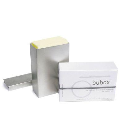 bubox - Butterdose aus Edelstahl | 166427171