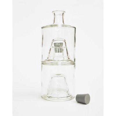 Glasflaschen für Essig & Öl, zum Stapeln   OE20