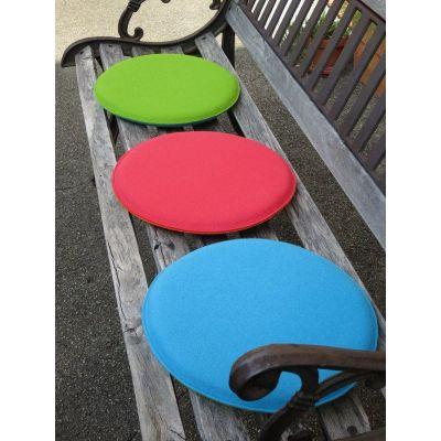 runde Sitzkissen aus Filz, Größe d: 30 oder 35 cm   Filzrund35