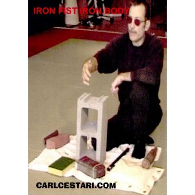 Iron Fist, Iron Body | CCIRONDVD
