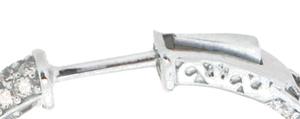 925 Silber Creolen Ohrringe fest fixierter Verschluss geht nicht alleine auf