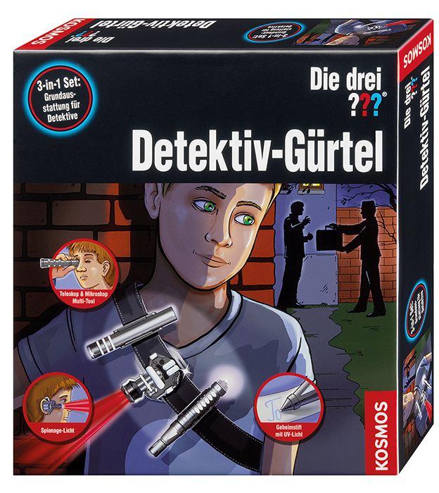 Spiel Detektiv