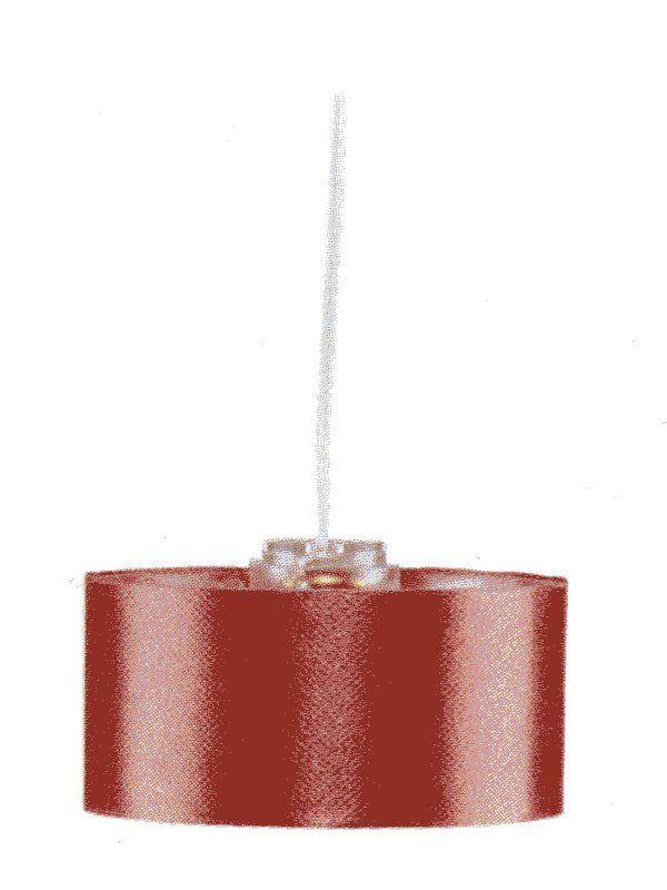 H ngelampe weinroter stoffschirm puppenhaus dekorationen for Lampen puppenhaus