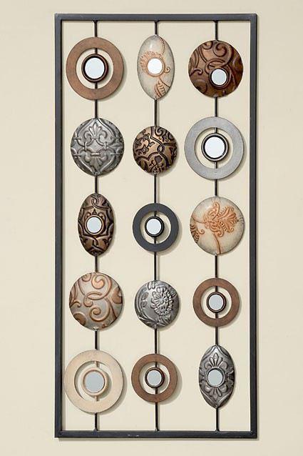 wandobjekt elliot wandobjekt wanddeko wanddekoration deko wand objekt metall. Black Bedroom Furniture Sets. Home Design Ideas