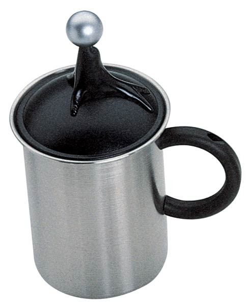 milchaufsch umer milchsch umer milch aufsch umen f r herd creamer cappuccino latte macchiato. Black Bedroom Furniture Sets. Home Design Ideas