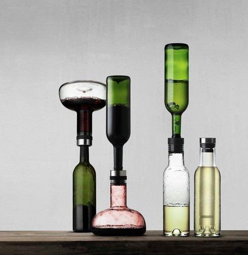 Wein Dekanter dekantierkaraffe wine breather cool breather set dekanter karaffe