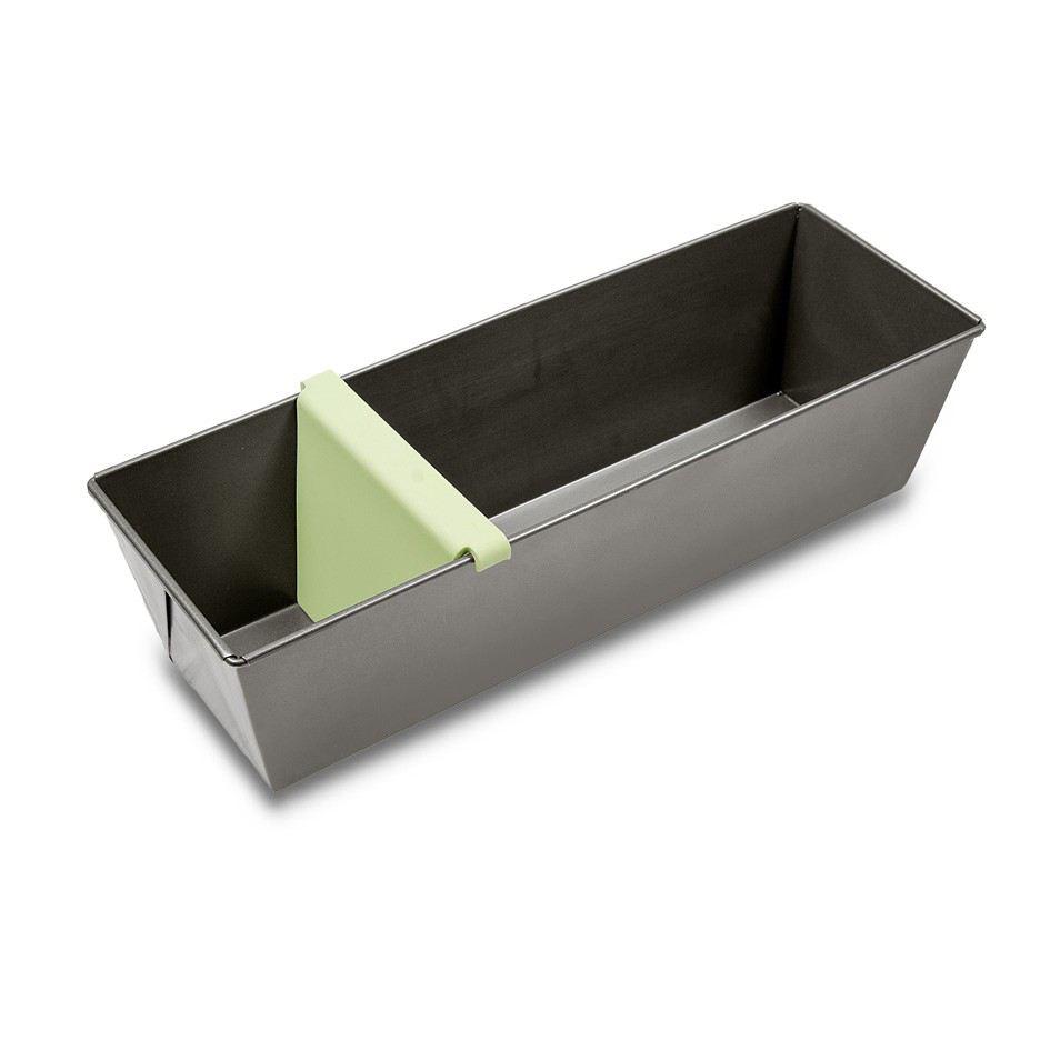 kastenform merlin mit einteiler backform kuchenform kastenkuchen kuchen backen form klein. Black Bedroom Furniture Sets. Home Design Ideas